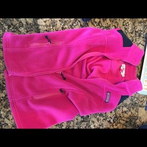 Woman's XS vineyard vines vest